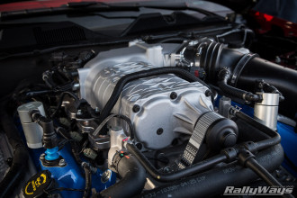 Shelby Roots Supercharger