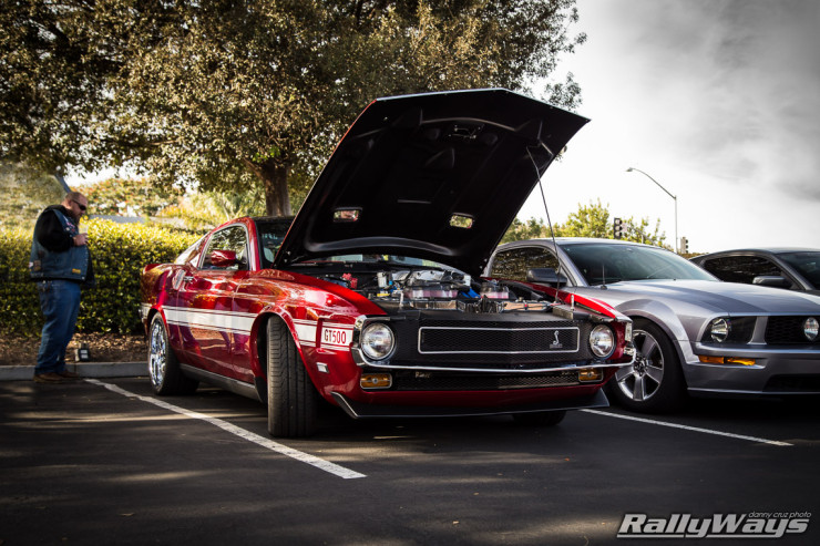 Retrobuilt Shelby Showstopper