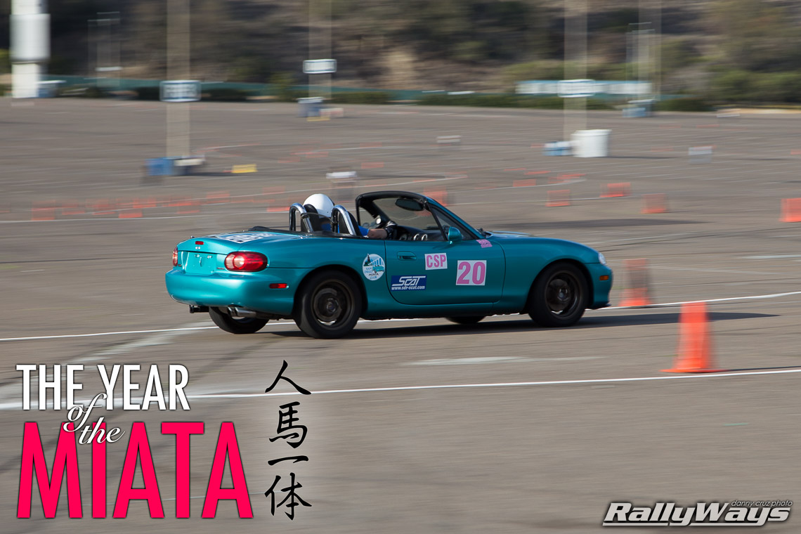The Year of the Miata