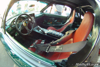 Mr. Woolery Miata Interior