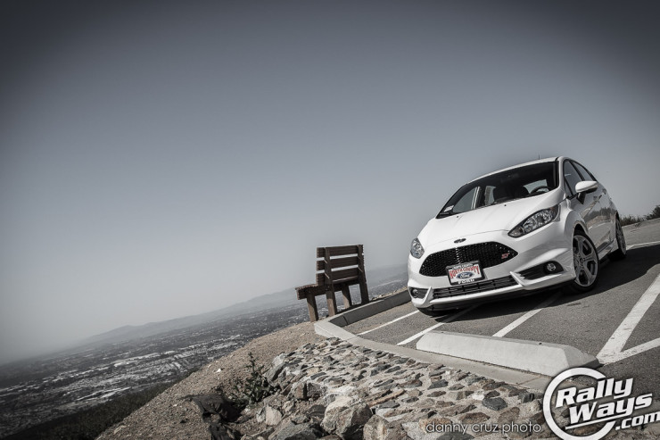 2014 Ford Fiesta ST Hot Hatch