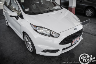 Ford Fiesta ST Headlights