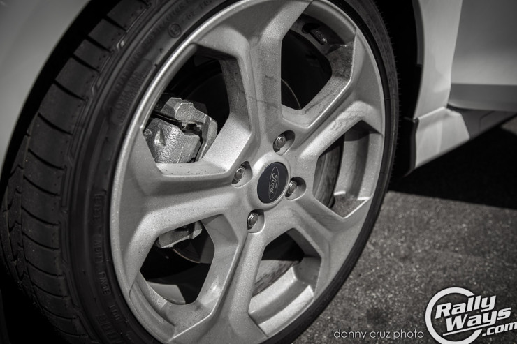 Ford Fiesta ST Wheels