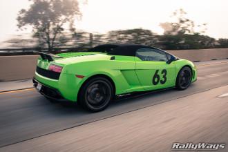 Lamborghini Gallardo LP570-4 Spyder Peformante