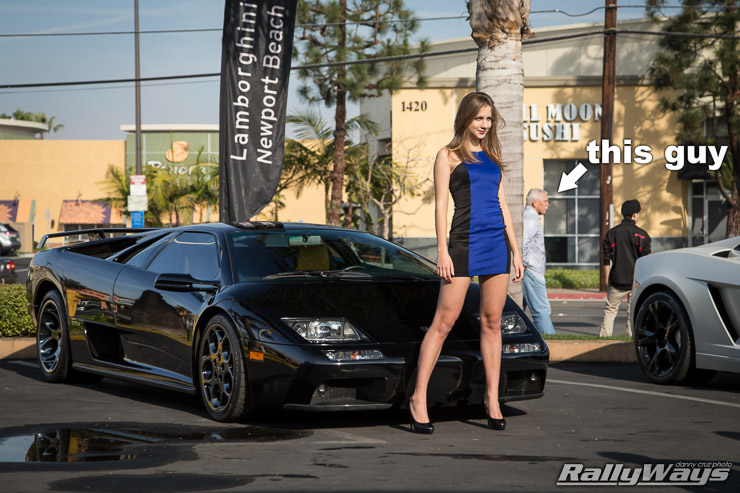 How To Be The Worst Car Show Attendee Ever RallyWays - Car show photography