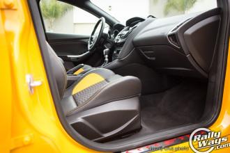 2014 Ford Focus ST Passenger Side