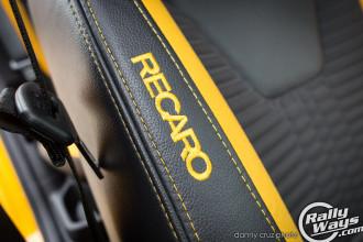2014 Ford Focus ST Recaro Seats