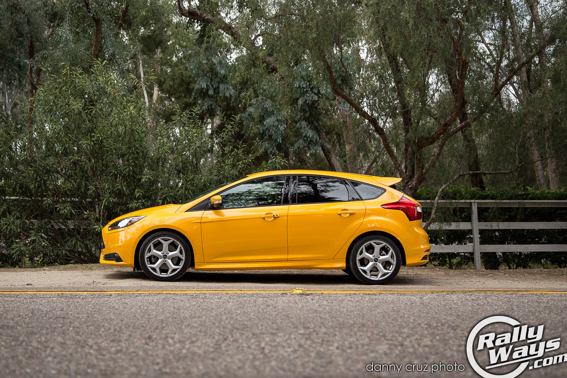 2014 ford focus st review first hand experience rallyways. Cars Review. Best American Auto & Cars Review
