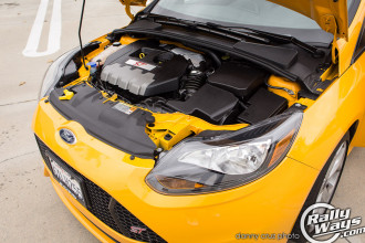2014 Ford Focus St Review First Hand Experience Rallyways