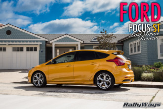 Ford Focus ST Review Cover