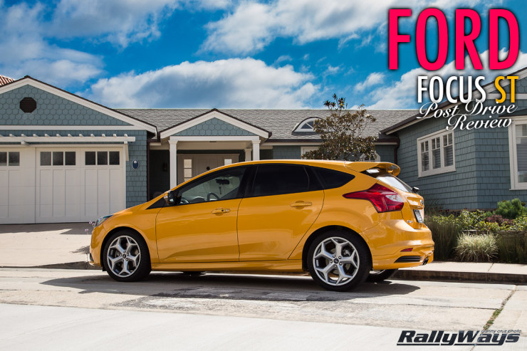 2014 Ford Focus ST Review First Hand Experience