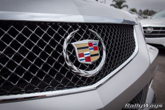 2014 Cadillac CTS-V Grille