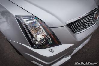 2014 Cadillac CTS-V Headlight