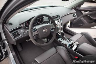 2014 Cadillac CTS-V Interior