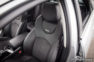 2014 Cadillac CTS-V Recaro Seats