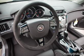2014 Cadillac CTS-V Steering Wheel