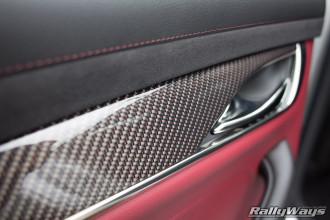 2014 Cadillac CTS Vsport Carbon Fiber