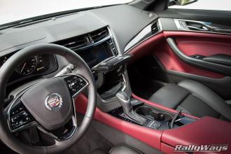 2014 Cadillac CTS Vsport Center Console