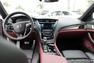 2014 Cadillac CTS Vsport Dashboard