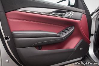 2014 Cadillac CTS Vsport Door Panel