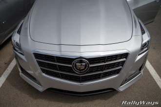 2014 Cadillac CTS Vsport Front End