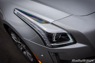 2014 Cadillac CTS Vsport LED Headlights