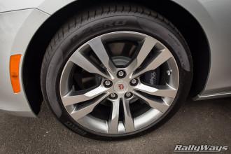 2014 Cadillac CTS Vsport Wheel