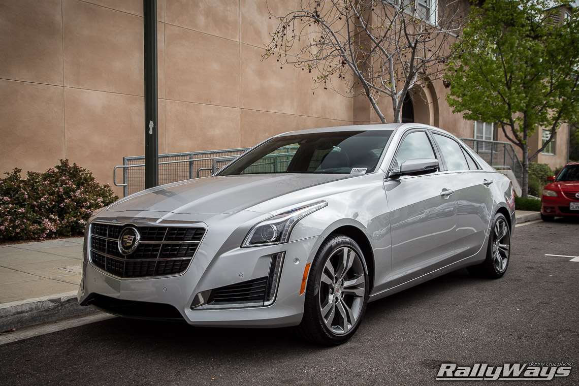 Cadillac CTS Vsport Twin Turbo 2014