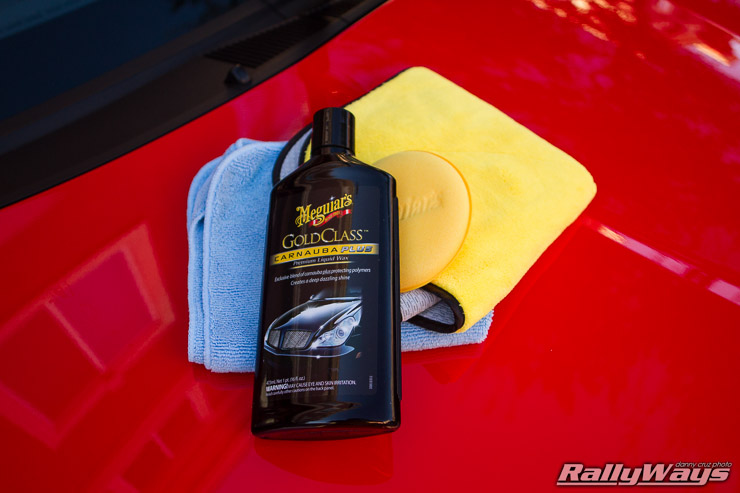 Rally Car Wax Review