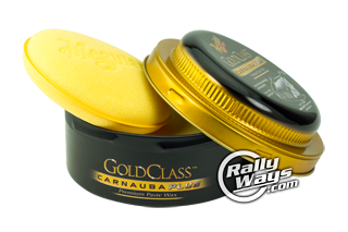 Meguiar's Gold Class Paste Wax Tin