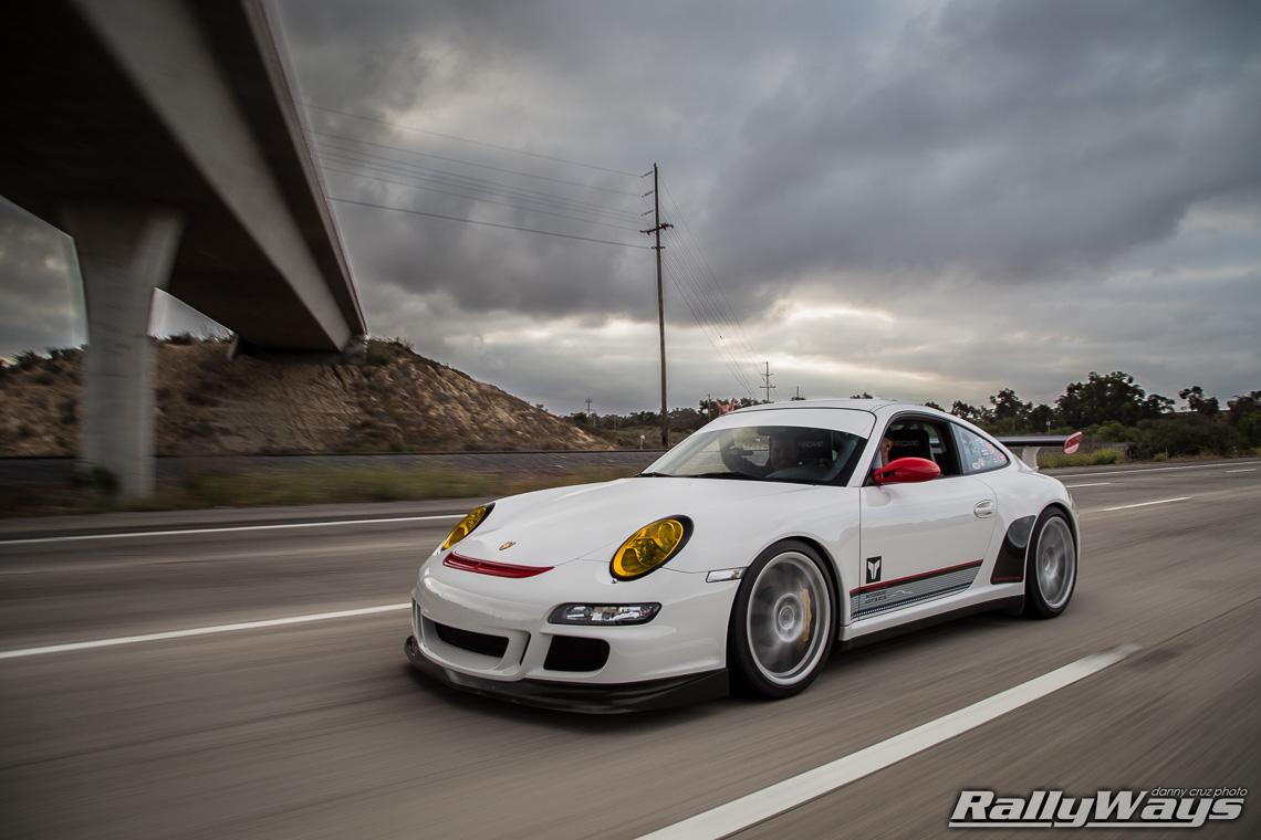Porsche 911 GT3 RS 997.1 Rolling
