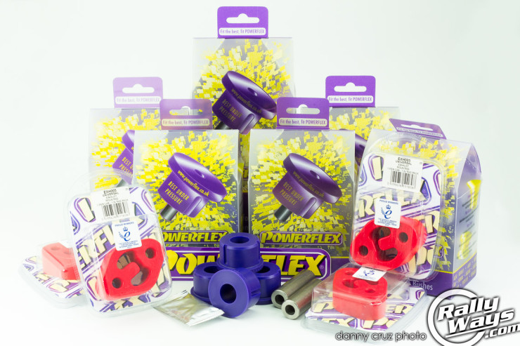 Powerflex Bushings Review by RallyWays