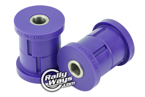 Polyurethane Suspension Bushings >> Powerflex Bushings Review In The Rallyways Miata