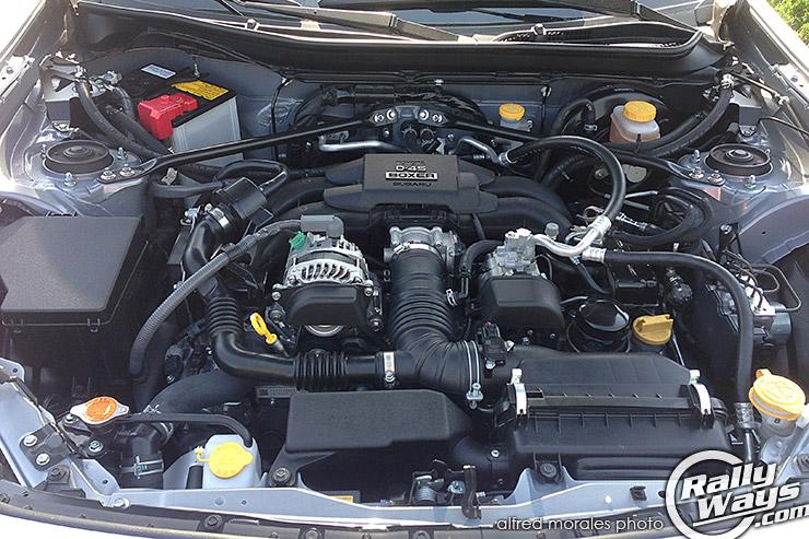 Subaru BRZ Engine