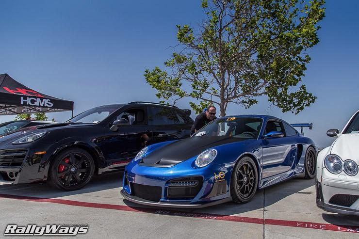TechArt Equipped Porsche 911