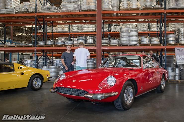 Beautiful Vintage Ferrari