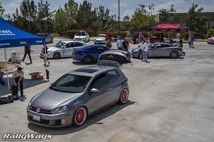 HRE Wheels Volkswagen GTI