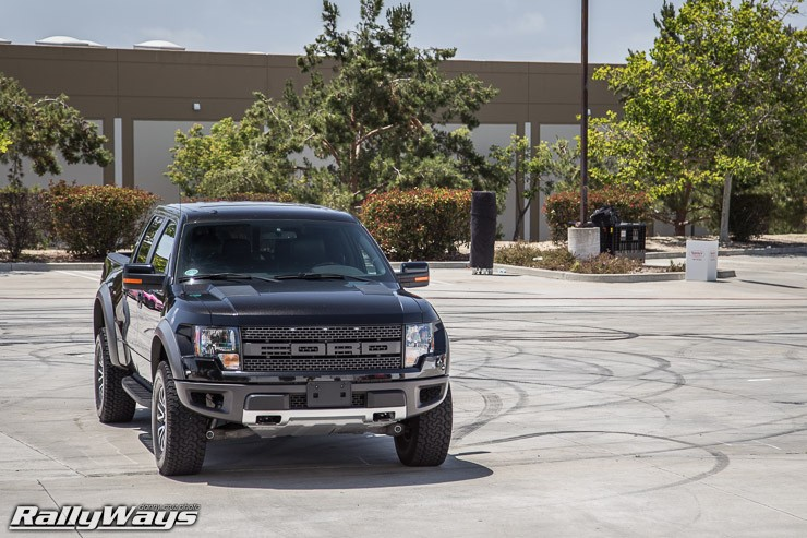 Crowley Car Company Ford F-150 Raptor
