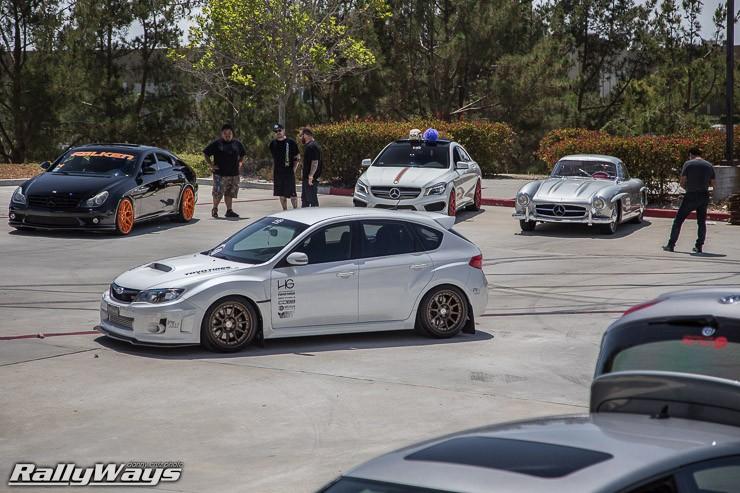 HGMS Subaru WRX STI