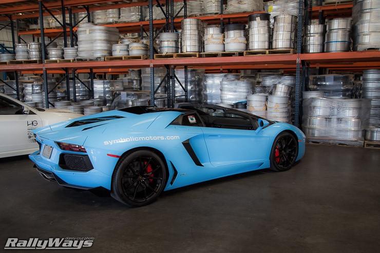 Symbolic Motors Lamborghini Aventador
