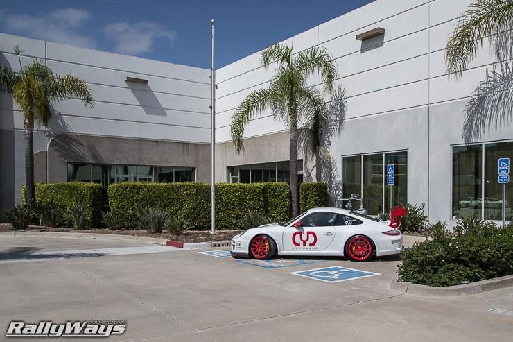 Porsche 911 GT3 RS Loner