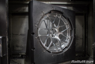 HRE Wheel in the Making