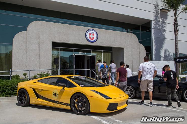HREOH 2014 Lamborghini Gallardo Superleggera
