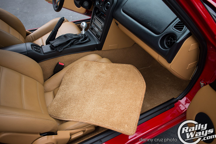 Miata Carpet Ideas