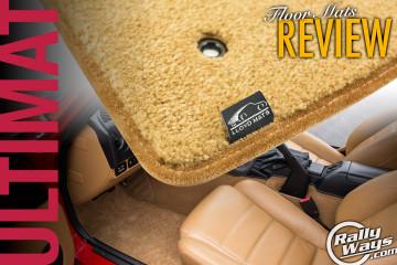 Lloyd Ultimat Floor Mats Review for the RallyWays Miata