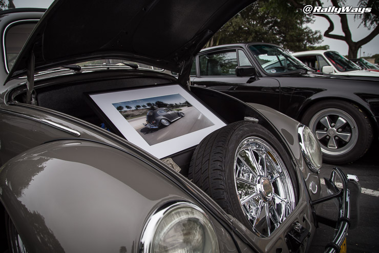 1962 Beetle Framed Picture