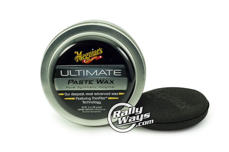 Meguiar's Ultimate Paste Wax Review