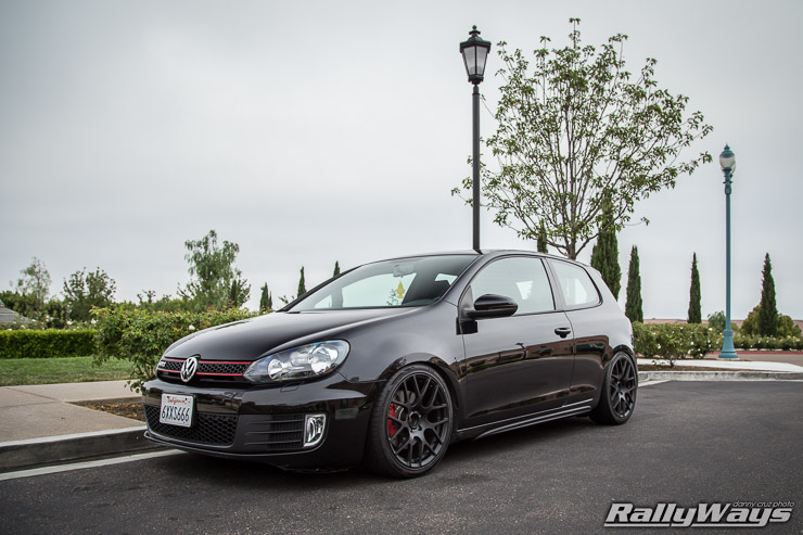 RallyWays GTI Waxed with Meguiar's Ultimate Paste Wax