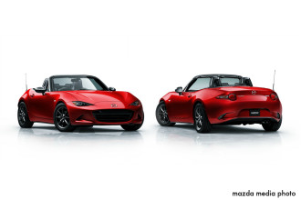 2016 Mazda MX-5 Miata Official