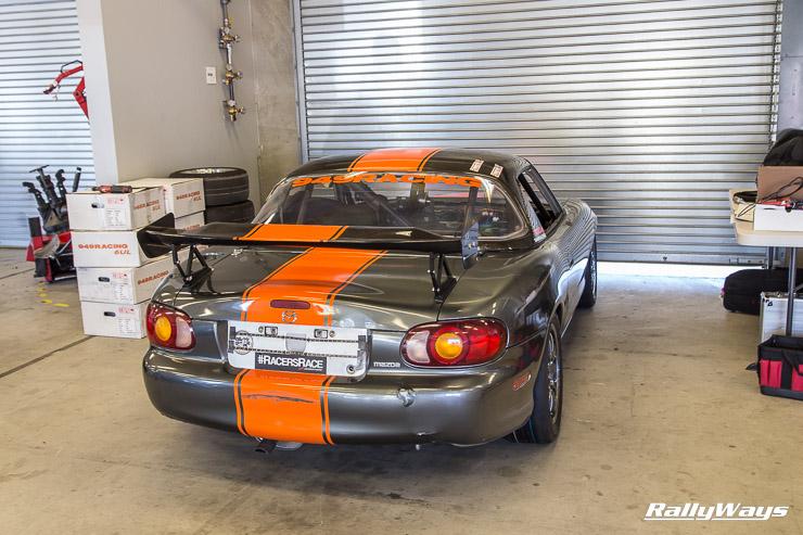 949 Racing NB Mazda MX-5